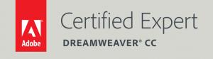 Adobe Certified Expert Dreamweaver CC