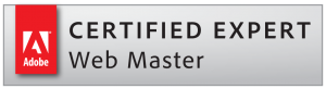 Adobe Certified Expert Web Master
