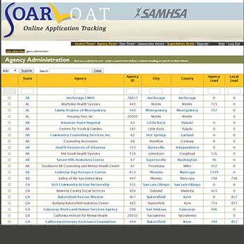 SOAR OAT User Interface Design